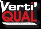VERTI'QUAL Logo